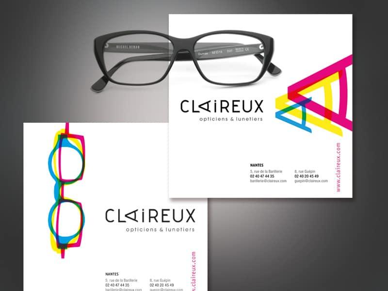 Claireux, opticiens & lunetiers
