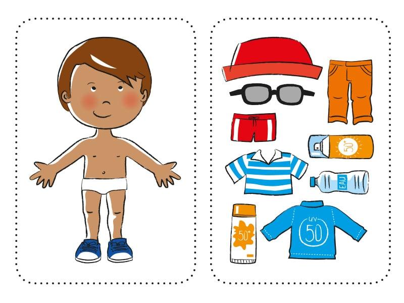 Illustration jeunesse pour la Ligue contre le cancer