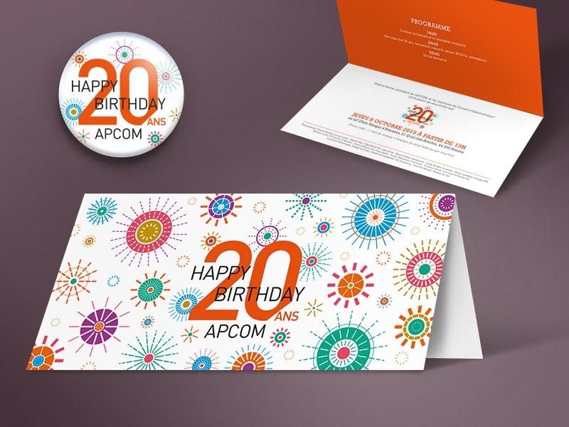 APCOM, le réseau de la com