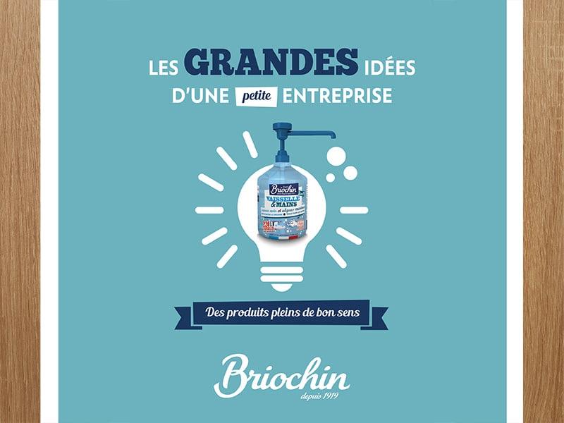 Briochin, communication BtoB